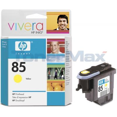 HP NO 85 PRINTHEAD YELLOW